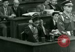 Image of War Crimes Trials Tokyo Japan, 1948, second 34 stock footage video 65675021226