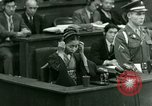 Image of War Crimes Trials Tokyo Japan, 1948, second 35 stock footage video 65675021226