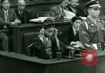 Image of War Crimes Trials Tokyo Japan, 1948, second 36 stock footage video 65675021226