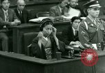 Image of War Crimes Trials Tokyo Japan, 1948, second 37 stock footage video 65675021226