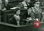 Image of War Crimes Trials Tokyo Japan, 1948, second 39 stock footage video 65675021226