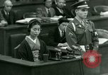Image of War Crimes Trials Tokyo Japan, 1948, second 41 stock footage video 65675021226