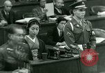 Image of War Crimes Trials Tokyo Japan, 1948, second 42 stock footage video 65675021226