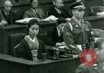 Image of War Crimes Trials Tokyo Japan, 1948, second 43 stock footage video 65675021226