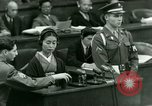 Image of War Crimes Trials Tokyo Japan, 1948, second 45 stock footage video 65675021226
