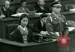 Image of War Crimes Trials Tokyo Japan, 1948, second 46 stock footage video 65675021226