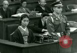 Image of War Crimes Trials Tokyo Japan, 1948, second 48 stock footage video 65675021226