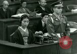 Image of War Crimes Trials Tokyo Japan, 1948, second 50 stock footage video 65675021226