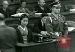 Image of War Crimes Trials Tokyo Japan, 1948, second 52 stock footage video 65675021226