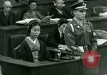 Image of War Crimes Trials Tokyo Japan, 1948, second 53 stock footage video 65675021226