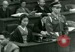 Image of War Crimes Trials Tokyo Japan, 1948, second 54 stock footage video 65675021226