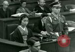Image of War Crimes Trials Tokyo Japan, 1948, second 55 stock footage video 65675021226