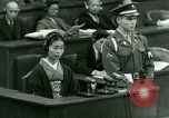 Image of War Crimes Trials Tokyo Japan, 1948, second 56 stock footage video 65675021226