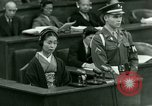 Image of War Crimes Trials Tokyo Japan, 1948, second 57 stock footage video 65675021226