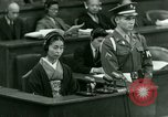 Image of War Crimes Trials Tokyo Japan, 1948, second 58 stock footage video 65675021226