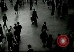 Image of Business rush hour in major city United States USA, 1963, second 2 stock footage video 65675021234
