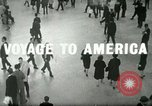 Image of Business rush hour in major city United States USA, 1963, second 4 stock footage video 65675021234