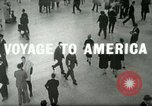 Image of Business rush hour in major city United States USA, 1963, second 5 stock footage video 65675021234