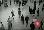 Image of Business rush hour in major city United States USA, 1963, second 8 stock footage video 65675021234