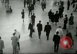 Image of Business rush hour in major city United States USA, 1963, second 9 stock footage video 65675021234