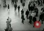 Image of Business rush hour in major city United States USA, 1963, second 10 stock footage video 65675021234