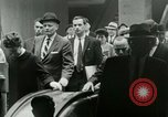 Image of Business rush hour in major city United States USA, 1963, second 13 stock footage video 65675021234