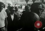 Image of Business rush hour in major city United States USA, 1963, second 23 stock footage video 65675021234