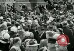 Image of Business rush hour in major city United States USA, 1963, second 31 stock footage video 65675021234