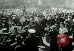 Image of Business rush hour in major city United States USA, 1963, second 36 stock footage video 65675021234