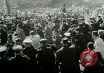 Image of Business rush hour in major city United States USA, 1963, second 37 stock footage video 65675021234