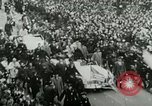 Image of Business rush hour in major city United States USA, 1963, second 42 stock footage video 65675021234