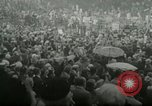 Image of Business rush hour in major city United States USA, 1963, second 44 stock footage video 65675021234