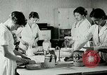 Image of training for future homemakers Berea Kentucky United States USA, 1933, second 12 stock footage video 65675021241