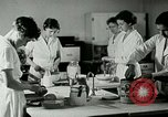 Image of training for future homemakers Berea Kentucky United States USA, 1933, second 14 stock footage video 65675021241