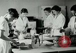 Image of training for future homemakers Berea Kentucky United States USA, 1933, second 15 stock footage video 65675021241