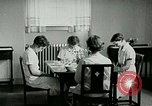Image of training for future homemakers Berea Kentucky United States USA, 1933, second 18 stock footage video 65675021241