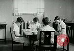 Image of training for future homemakers Berea Kentucky United States USA, 1933, second 19 stock footage video 65675021241