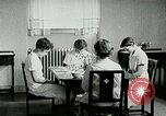Image of training for future homemakers Berea Kentucky United States USA, 1933, second 20 stock footage video 65675021241
