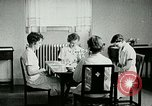 Image of training for future homemakers Berea Kentucky United States USA, 1933, second 21 stock footage video 65675021241