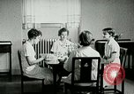 Image of training for future homemakers Berea Kentucky United States USA, 1933, second 22 stock footage video 65675021241