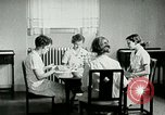 Image of training for future homemakers Berea Kentucky United States USA, 1933, second 24 stock footage video 65675021241