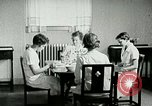 Image of training for future homemakers Berea Kentucky United States USA, 1933, second 25 stock footage video 65675021241