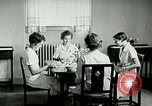 Image of training for future homemakers Berea Kentucky United States USA, 1933, second 26 stock footage video 65675021241
