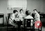 Image of training for future homemakers Berea Kentucky United States USA, 1933, second 28 stock footage video 65675021241