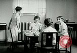 Image of training for future homemakers Berea Kentucky United States USA, 1933, second 30 stock footage video 65675021241