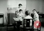 Image of training for future homemakers Berea Kentucky United States USA, 1933, second 31 stock footage video 65675021241
