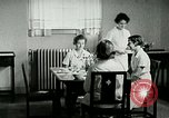 Image of training for future homemakers Berea Kentucky United States USA, 1933, second 34 stock footage video 65675021241