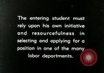 Image of vocational training Berea Kentucky United States USA, 1933, second 57 stock footage video 65675021244