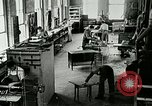Image of boys make furniture Berea Kentucky United States USA, 1933, second 22 stock footage video 65675021247
