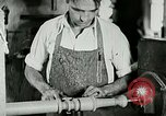 Image of boys make furniture Berea Kentucky United States USA, 1933, second 23 stock footage video 65675021247